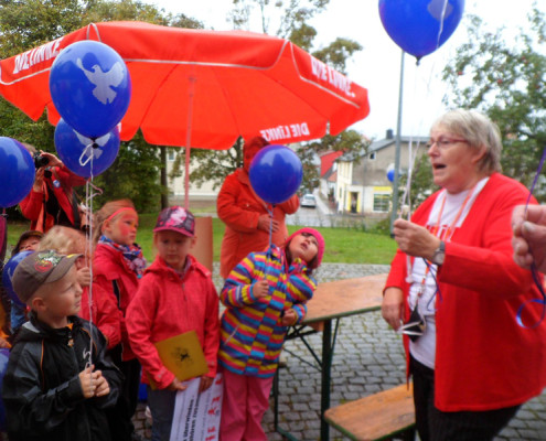 Grimmener Kinder- und Friedensfest am 1. September 2014